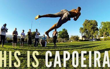 受け継がれしブラジルの伝統!驚異の身体能力!カポエイラ
