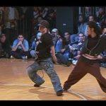 ハウス界の絶対王者「Babson & Yugson」に挑む日本人ダンサー!