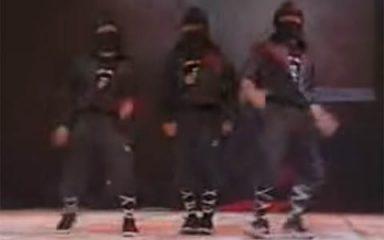 スイス・日本の混合チームがベストショー獲得!BOTY 1999