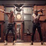 もはや閲覧注意か?!Bones & Aaronのフレキシングダンス!