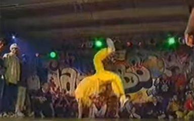 ダンス大国アメリカがいよいよ本領発揮か!BOTY 2連覇(1998)