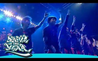 もはや日本の指定席!BOTY 2005ベストショー受賞「一撃」