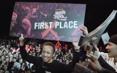 日本がついに悲願達成!BOTY初優勝「The Floorriorz」2015