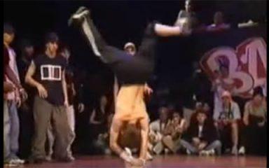韓国の勢いが止まらない!「Expression」優勝!BOTY 2002
