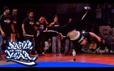技の完成度が高い韓国「Gamblerz」が優勝!BOTY 2004
