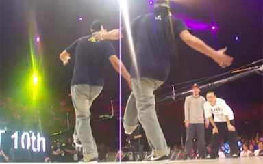 「GUCCHON & KEI」が2度目の優勝!JUSTE DEBOUT 2011