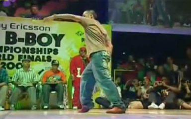 アジア対決を制して「GUCCHON」が優勝!UK B-BOY 2008 POP