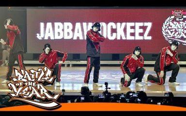 Jabbawockeezを堪能しよう!完璧なダンスに絶賛の嵐!