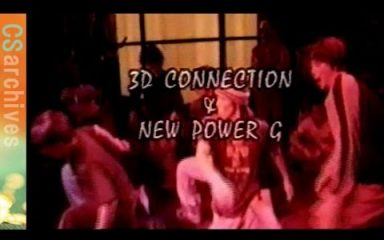 JDD第5回大会優勝!「3D CONNECTION & NEW POWER G」