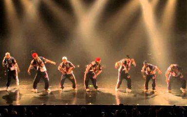 JDD第18回大会優勝!「Beat Buddy Boi」のヒップホップダンス!
