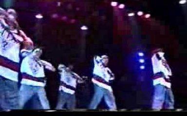 JDD第1回大会第3位!「D.I. Crew」のヒップホップダンス!