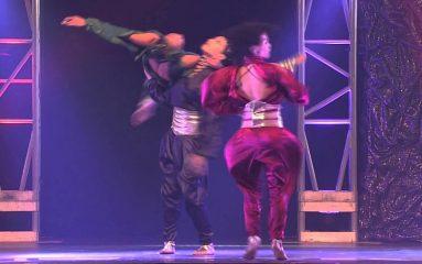 JDD第21回大会準優勝!「ebony」のオリジナルダンス!