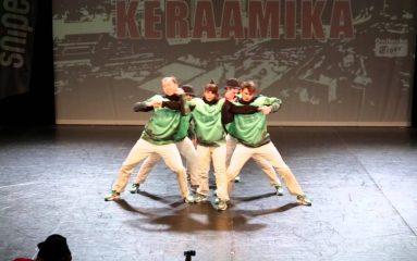 JDD第22回大会準優勝!「KERAAMIKA」のオリジナルダンス!