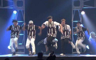 JDD第20回大会3位!「MORTAL COMBAT」のブレイクダンス!