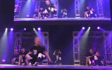 JDD第21回大会3位!「MORTAL COMBAT」のパフォーマンス!