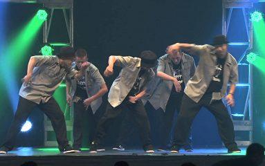 JDD第20回大会優勝!「O.G.S」のポップダンス!