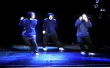 JDD第3回大会第3位!「Over Doze」のヒップホップダンス!