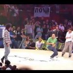 LES TWINSが初の栄冠!JUSTE DEBOUT 2011ヒップホップ部門