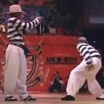 日本がLOCKIN'部門2連覇!「Go Go Brothers」UK B-BOY 2006