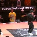 中国初の栄冠!LOCKIN'部門優勝!JUSTE DEBOUT 2010