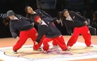 世界一を取ったMAiKA !懐かしの日本代表 Show Case 2009