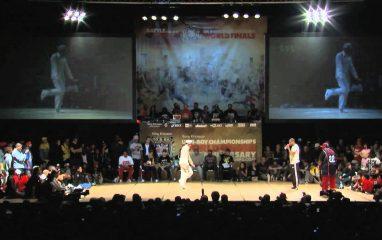 フランス「Nelson」が初優勝!UK B-Boy 2010 POPPIN'