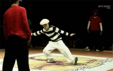 P-Lock & J-Soulが2度目の優勝!JUSTE DEBOUT 2008 Lock