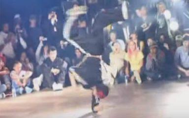 韓国「Physicx」がソロバトル優勝!UK B-BOY 2004
