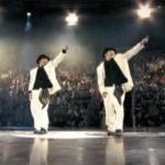RedBullショーケースで見せた「Hilty & Bosch」の高速ロックダンス