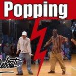 SALAHが2度目の栄冠!JUSTE DEBOUT 2006 POPPING