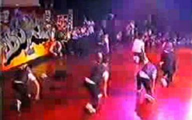 ベストショー初受賞はドイツのSouth Side Rockers(BOTY1997)