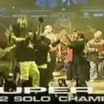 ベルギーの「Super G」が「Hong 10」を抑えて優勝!UK B-BOY 2002