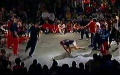 フランス・イタリア混合のThe Familyが優勝!BOTY 1995