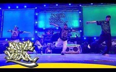 本戦優勝の「Top 9」がベストショーも受賞!BOTY 2008