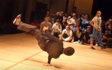 ロシアTop 9の「Flying Buddah」がソロ優勝!UK B-BOY 2010