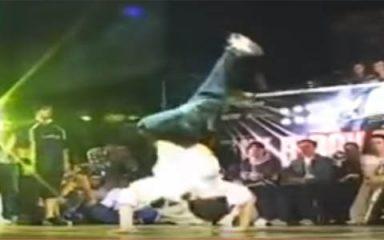 アメリカ「Methods Of Havik」が韓国の連覇を阻止!UK B-BOY 2003