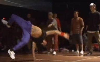 アメリカがロシア「Top 9」の2連覇を阻止!UK B-BOY 2009