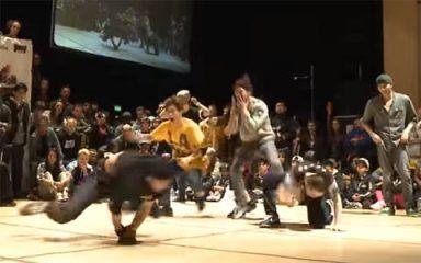 韓国が5年ぶりに王座奪還!UK B-BOY 2012 「Jinjo」