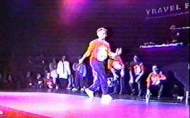 初回からUK B-BOY2連覇!「Second To None」(1996-1997)