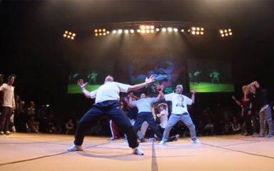 「UK王者」vs「BOTY王者」!勝者は?UK B-BOY 2011