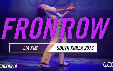 歌手の心情まで伝わって来るダンス!韓国美女ダンサーLIA KIM