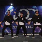 ABDCチャンピオンのHIP-HOP & 時々Digitsでショー!WOD 2016
