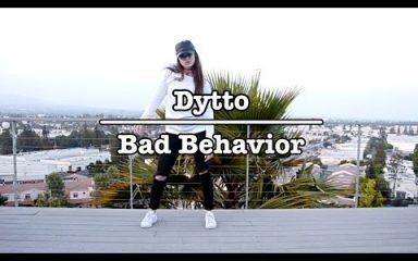 Dyttoの新作ダンス!これまたスキルもスタイルも抜群です!