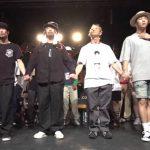 Feel the funk 2016 POPPIN'ファイナル!HOAN vs C-GEO