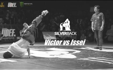 Issei名古屋で借りを返せるか?Silverback Open 2015決勝