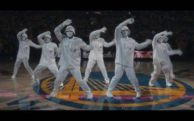 NBA2016ファイナル・ハーフタイムショー!Jabbawockeez