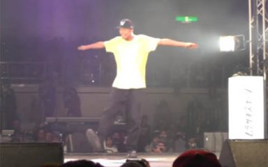 CanDoo連覇ならず!oSaamが優勝!@LIVE 2012 HIP-HOP