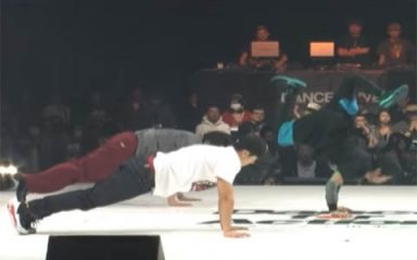 DANCE@LIVE 2011 RIZE!ペ・二番忍者(慶應義塾)が優勝!
