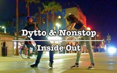 Dytto & Nonstopがコラボ!路上で作り出すアナザーワールド!