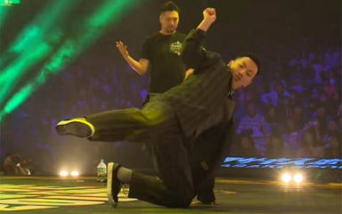 GUCCHONがポップ対決を制して優勝!@LIVE 2015 Freestyle